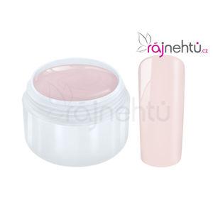 Ráj nehtů Barevný UV gel NUDE - Cashmere 5ml