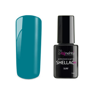 Ráj nehtů UV gel lak Shellac Me 12ml - Surf