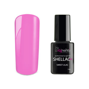 Ráj nehtů UV gel lak Shellac Me 12ml - Sweet Lilac