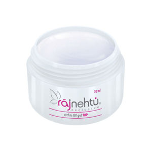 Ráj nehtů UV gel TOP vrchní - 30 ml