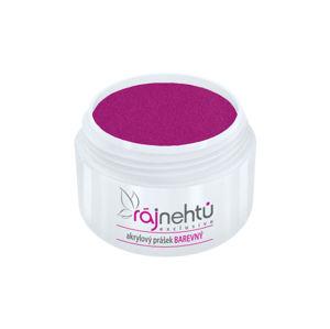Ráj nehtů - Akrylový prášek NEON - Violet 5g