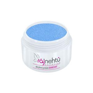 Ráj nehtů - Akrylový prášek NEON - Blue 5g