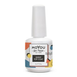 MoYou Premium Gel lak - Shiny Top Coat 15ml