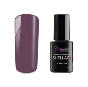 Ráj nehtů UV gel lak Shellac Me 12ml - Sovereign
