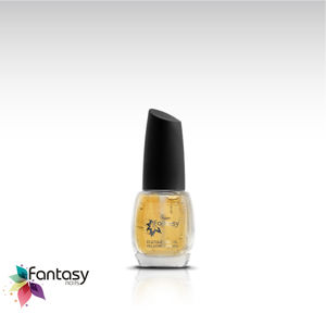 Ráj nehtů Fantasy line Cuticle Gel Oil 15ml - YELLOW GARDEN