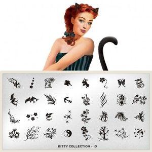 Image destička MoYou Kitty 10