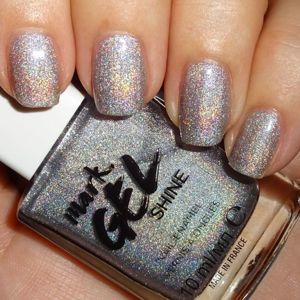 Avon Lak na nehty Gel Shine Holo - Holographic Capture