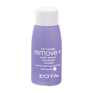 Zoya Remove+ Nail Polish Remover 15ml