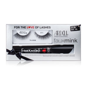 ARDELL Faux Mink Mascara Lash Kit s lepidlem Duo